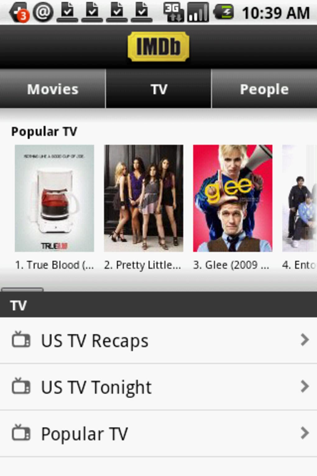 imdb apk for android 4.0.4