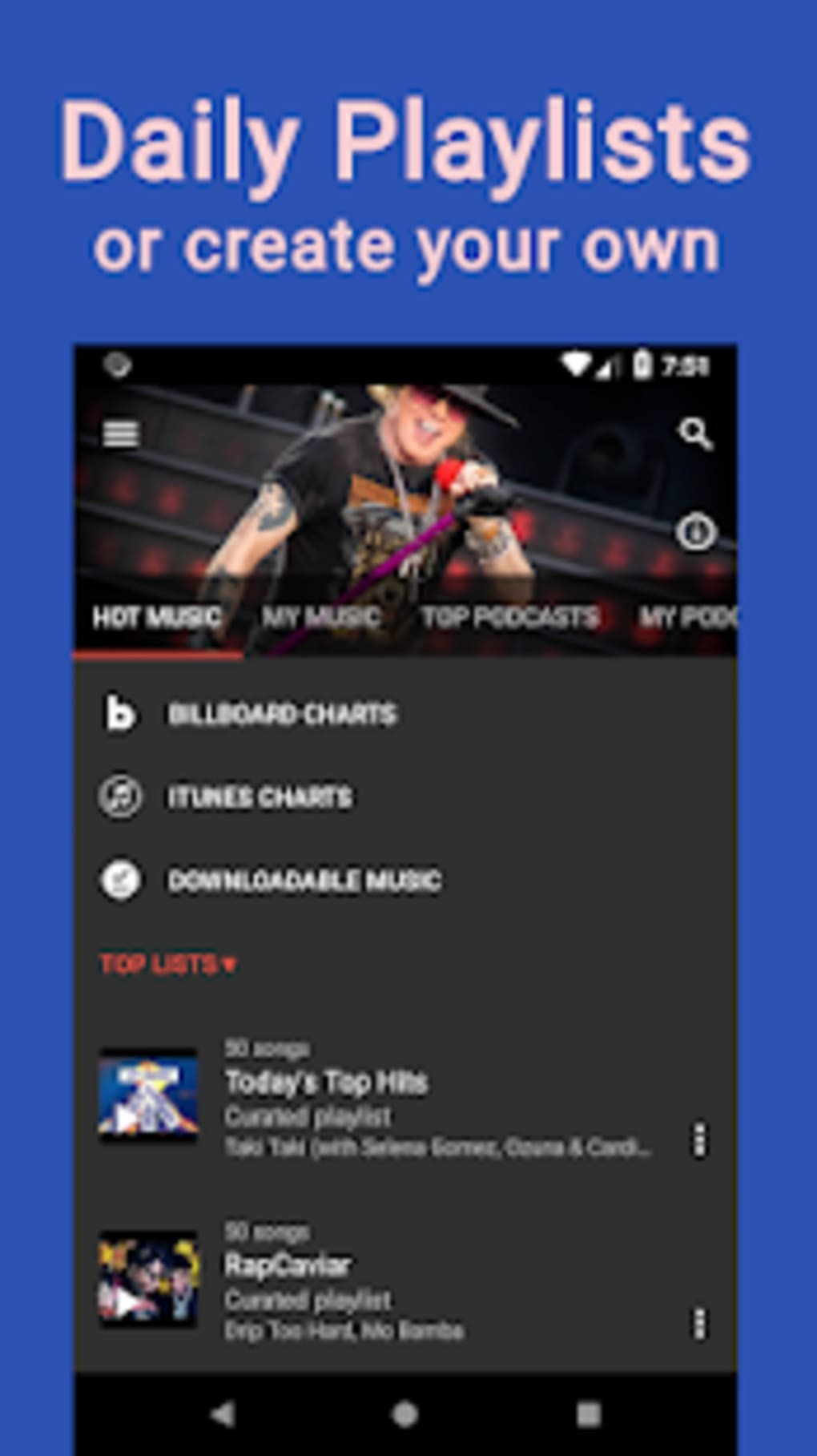 10 Best Free Offline Music Apps of [Android/iPhone]