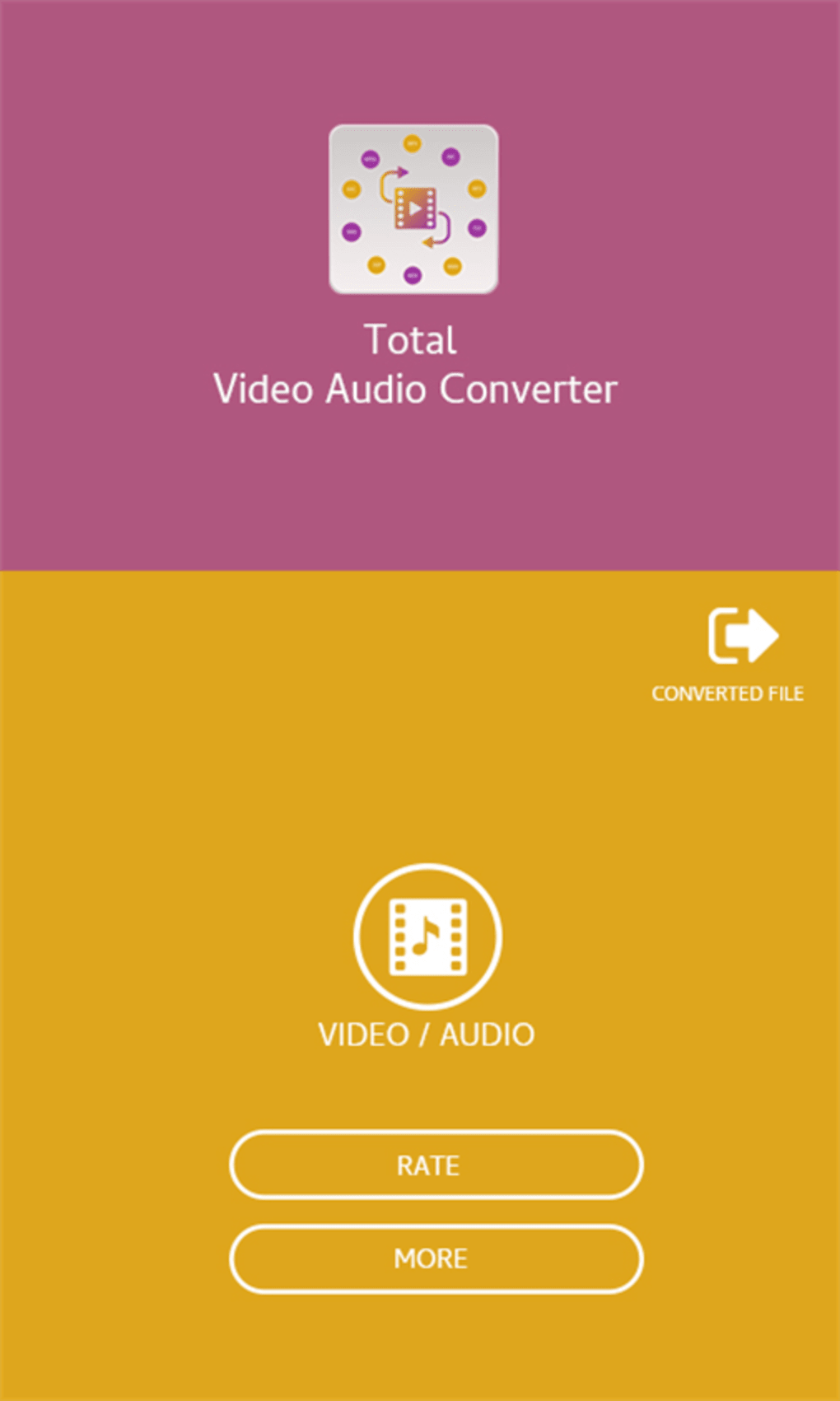 Total Video Audio Converter - Download
