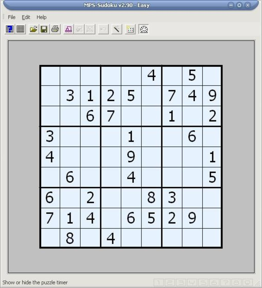 simple sudoku pc how to solve puzzle one step