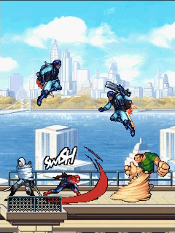 Spider Man 4 Java Game 240 320 Free Download Game