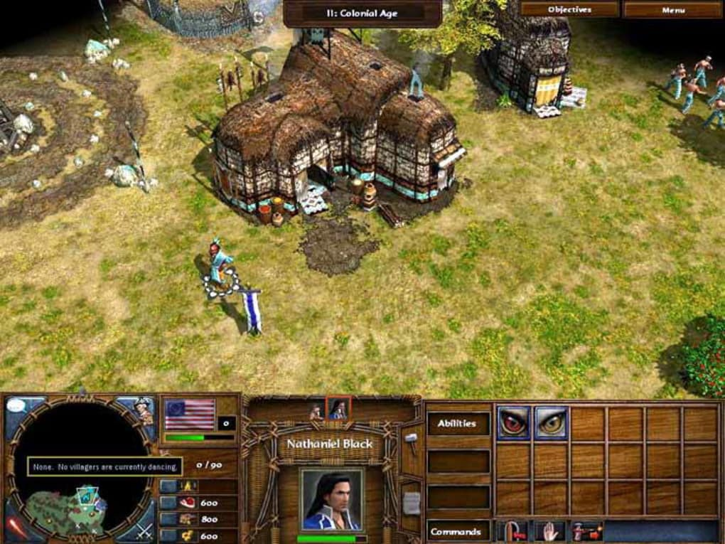 Age of Empires III. 1/7 Screenshots