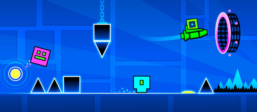 descargar geometry dash gratis iphone