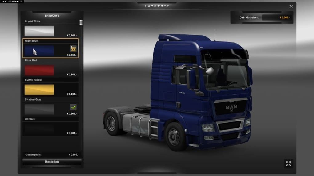 Euro Truck Simulator 2 - Download