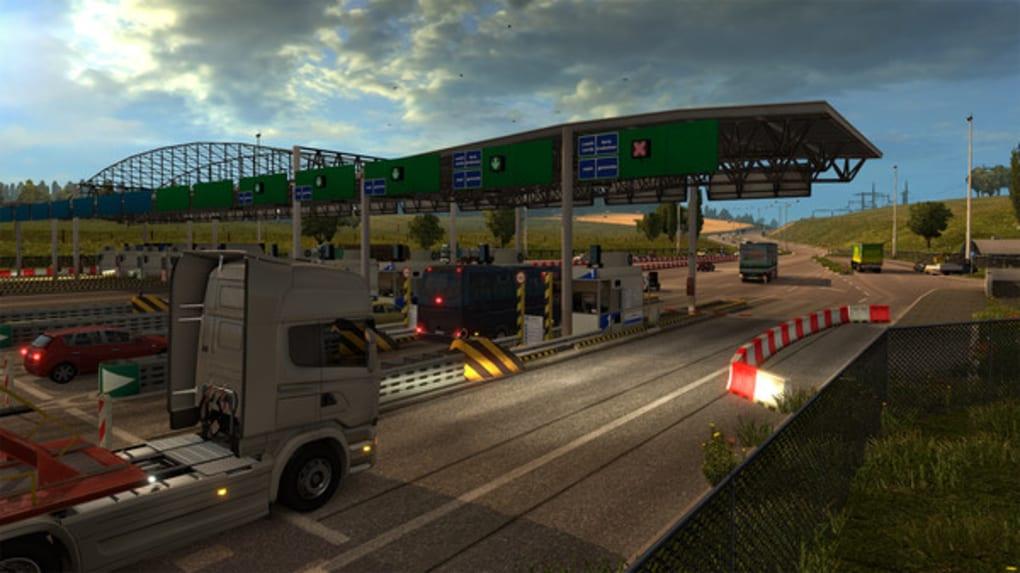 Euro Truck Simulator 2 - Download