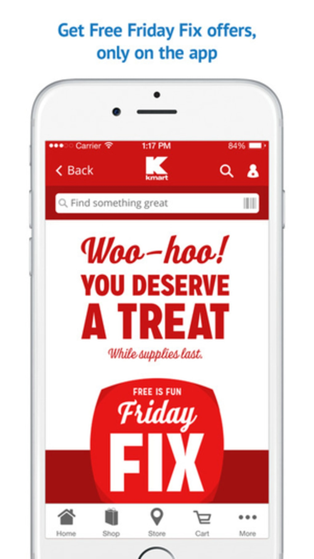 Kmart – Download Now, Shop Online & Pick Up Today! for iPhone - Download