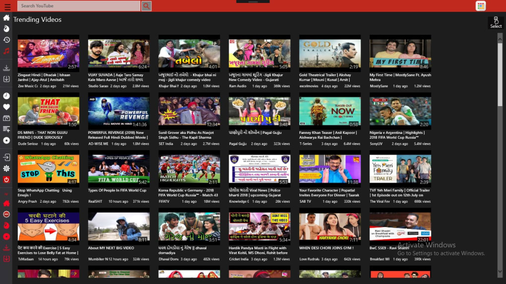 Tube Hd Pro Best Client For Youtube 1 4 Screenshots Tube Hd