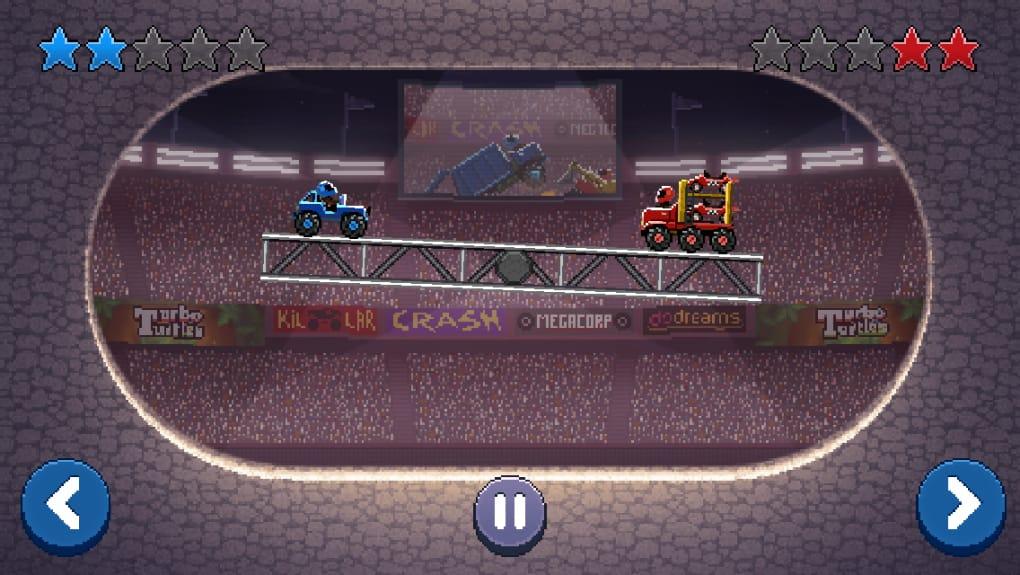 Drive ahead! (apk) гоночная игра 2018 года для андроид.