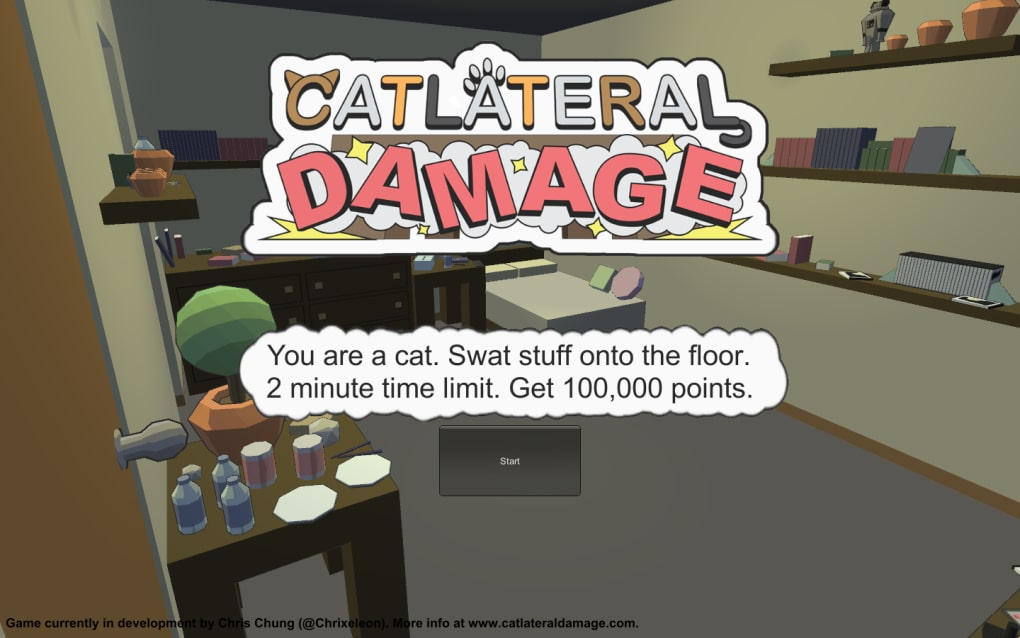 Catlateral Damage - Download