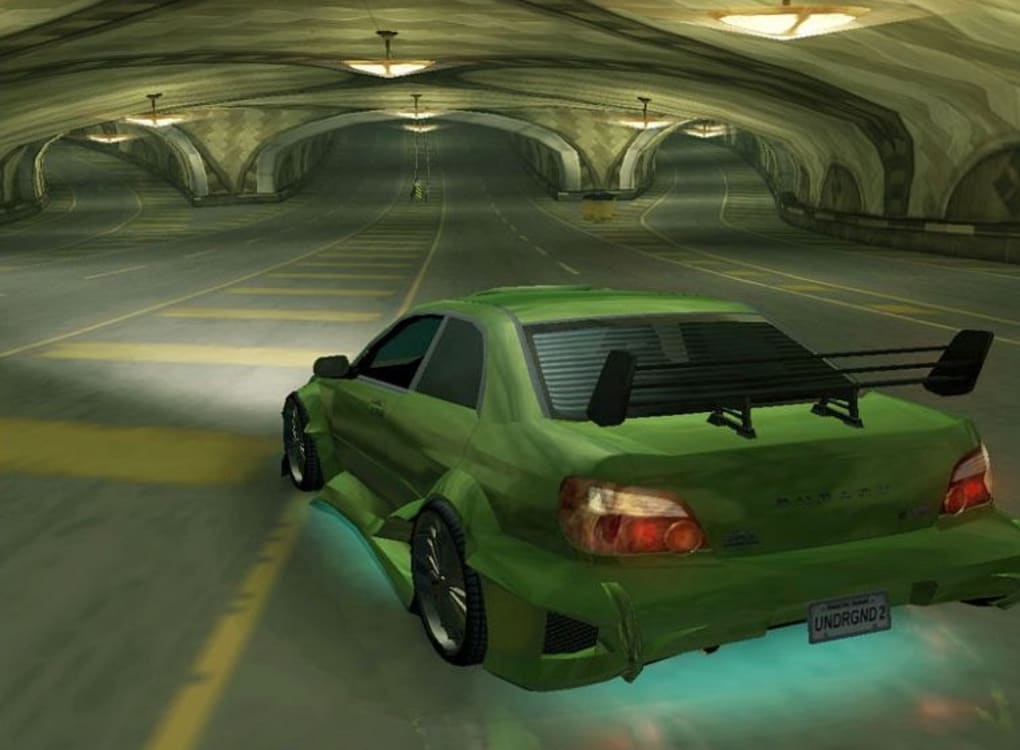 need for speed underground 2 best cars
