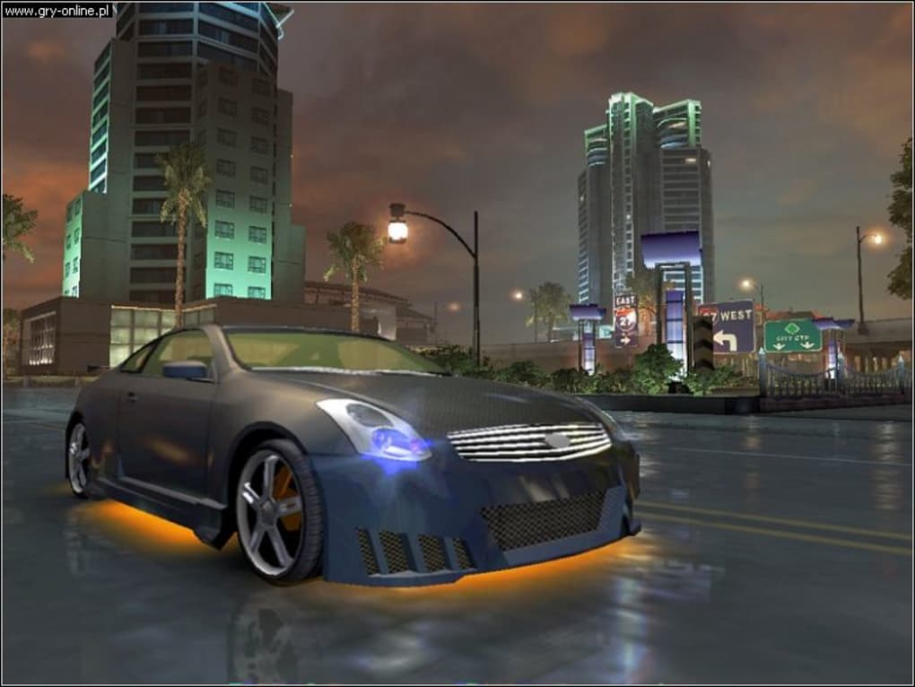 demo jouable need for speed underground 2
