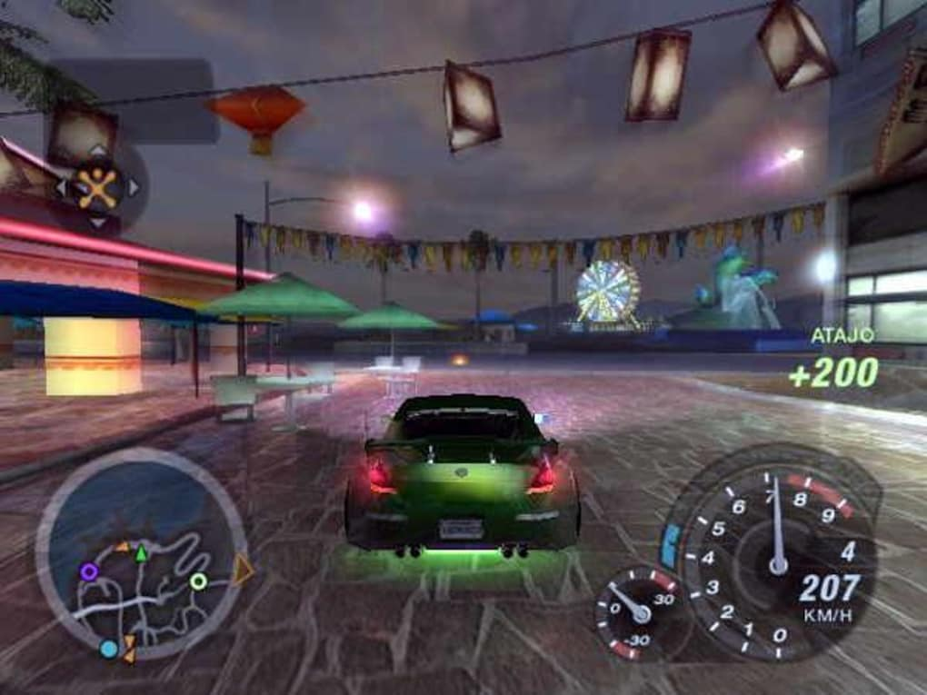 Need For Speed Underground 2 Free Download For Pc Full Version Game