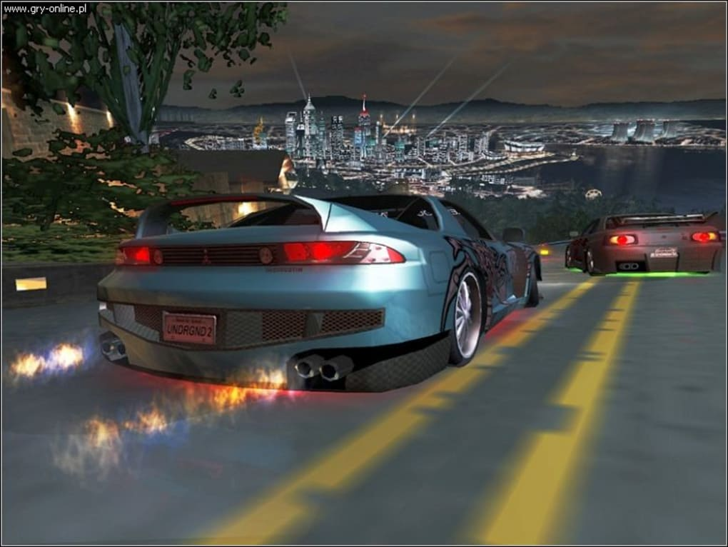 Download need for speed underground 2 softonic | Need For