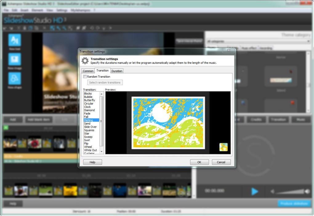 Ashampoo Slideshow Studio Serial Key
