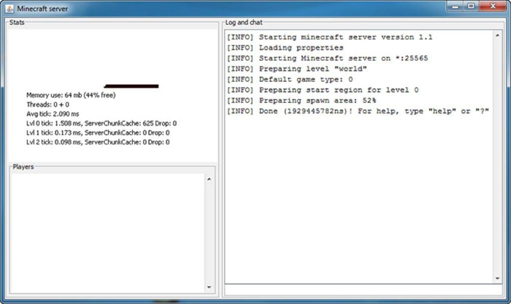 Minecraft Server - Download