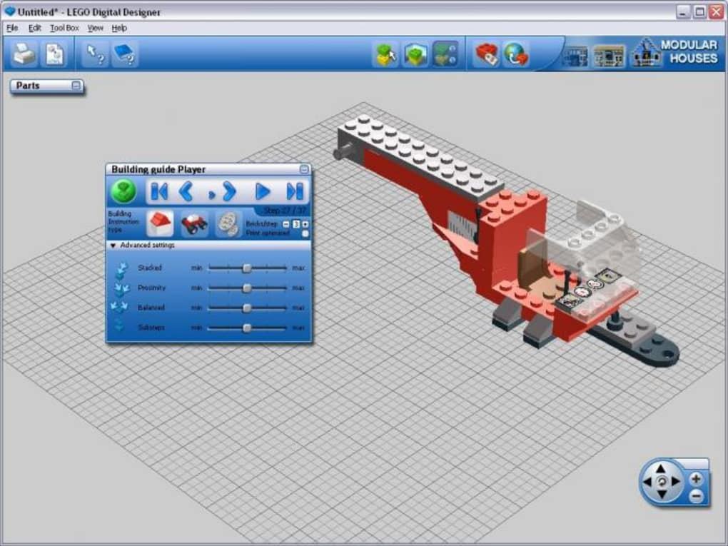LEGO Digital Designer - Download