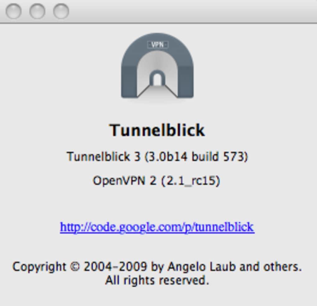 Mac best free openvpn client