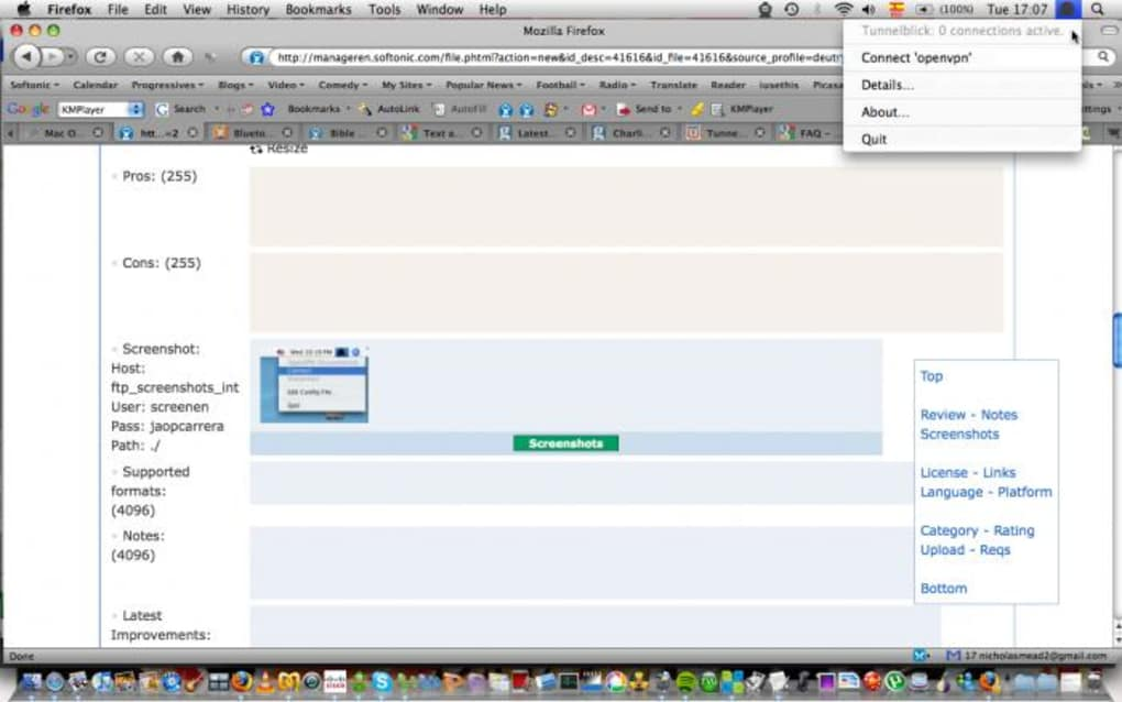 Tunnelblick for Mac - Download