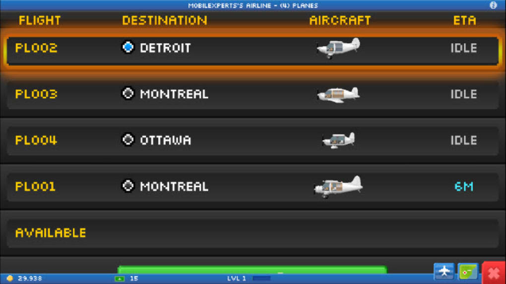 Pocket Planes for Mac - Download