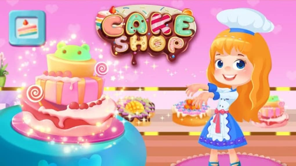 Cake Shop Kids Cooking For Android Download