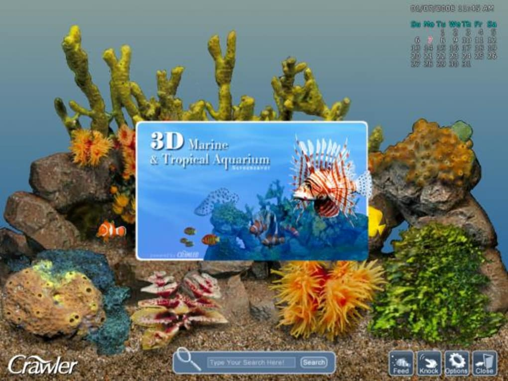 3d Marine Aquarium Telecharger