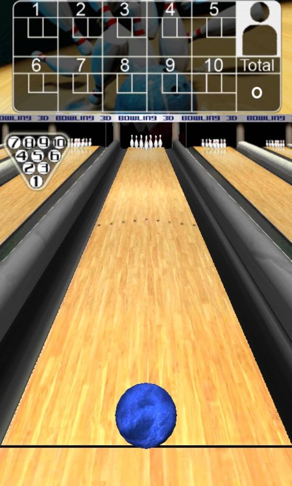 3D Bowling for Android - Download