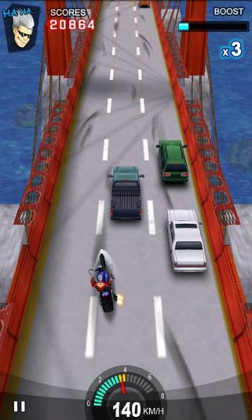 Motorbike: traffic & drag racing i new race game for android apk.