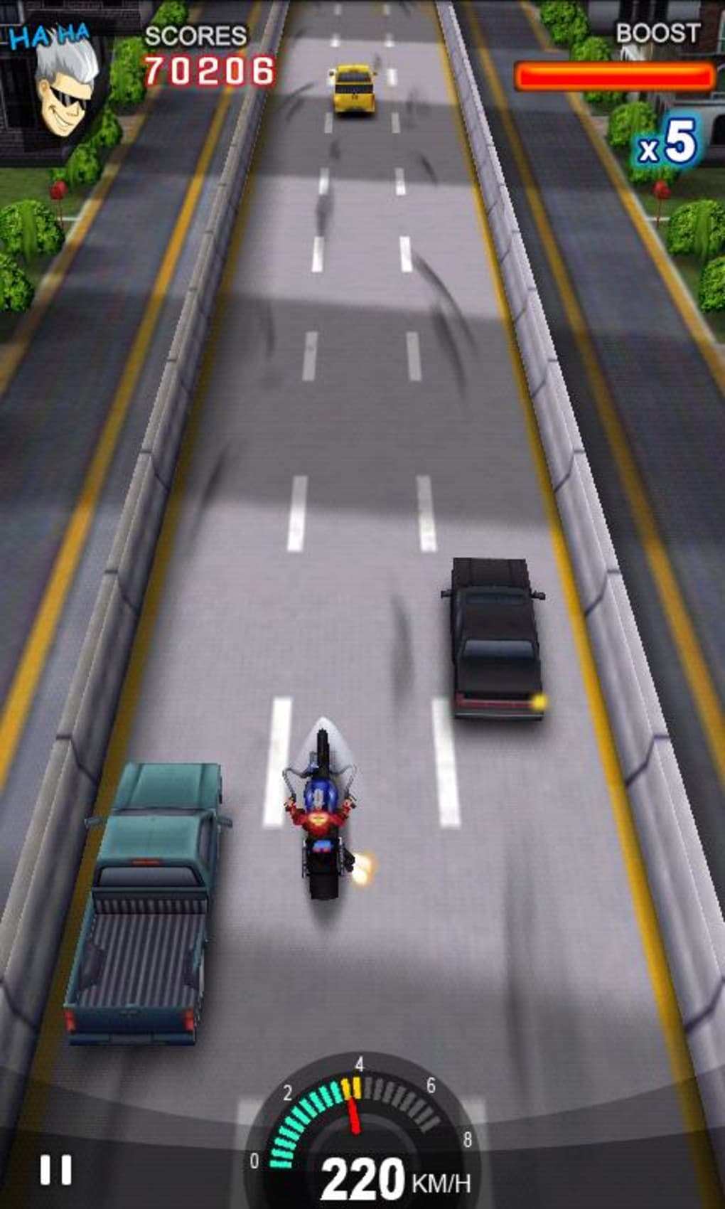 Racing Moto for Android - Download