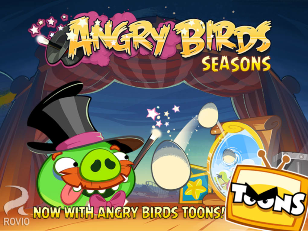 angry birds seasons free download for android