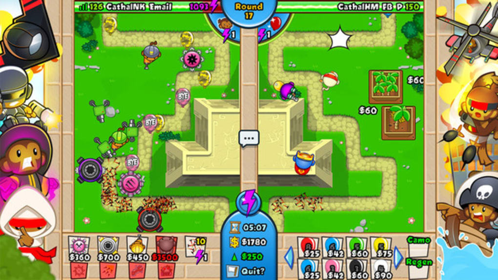 bloons tower defense 10
