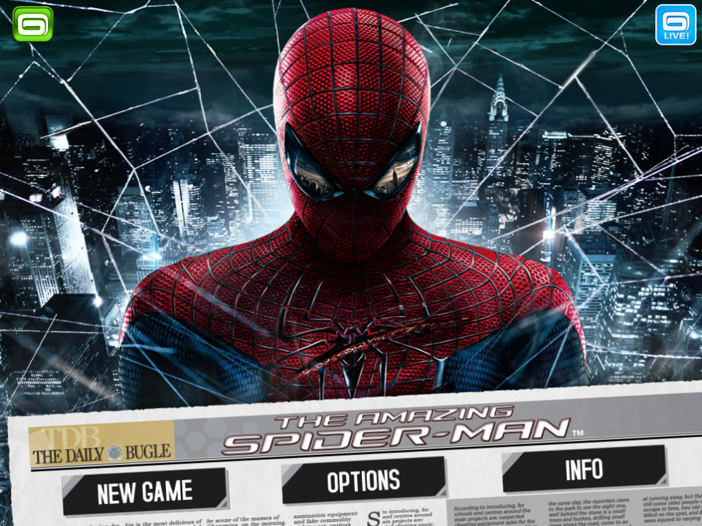 The Amazing Spider-Man Na Android - Descargar-1997