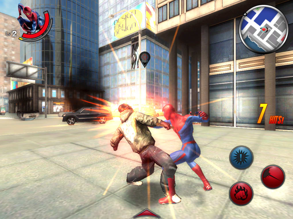 The Amazing Spider-Man Na Android - Descargar-1326