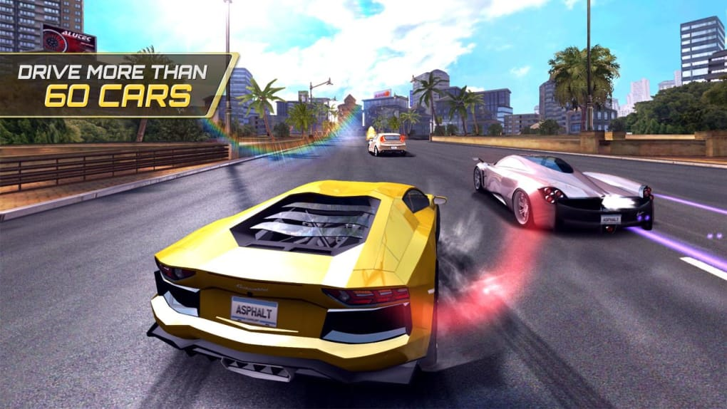 Asphalt 7 Heat For Android Download