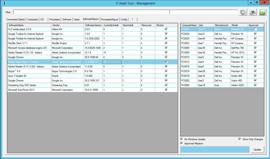 IT Asset Tool - Download