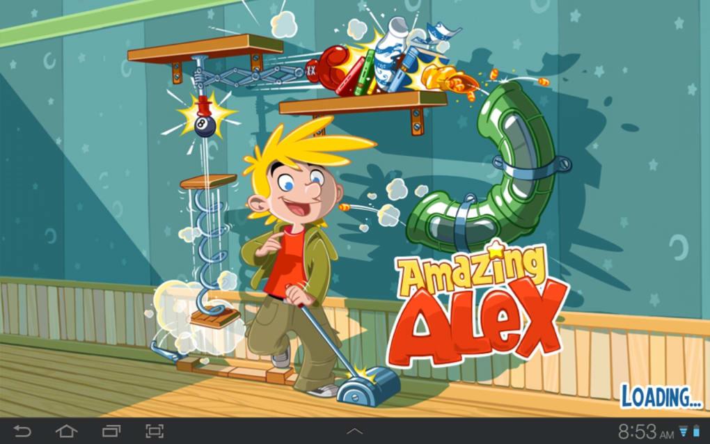 Amazing Alex Free