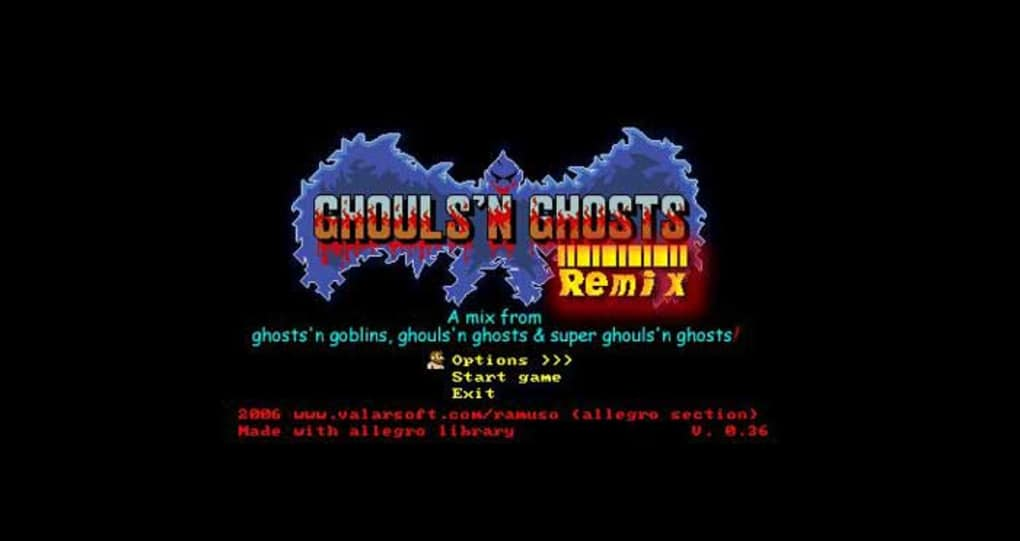 Ghouls And Ghosts Remix Download