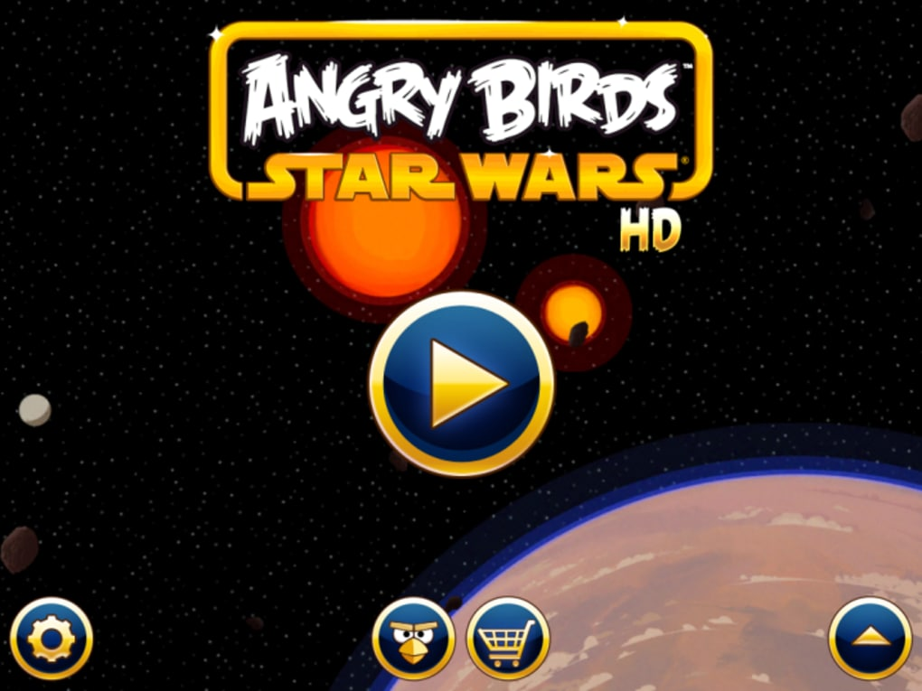 Angry birds star wars pour android t l charger - Telecharger angry birds star wars gratuit ...