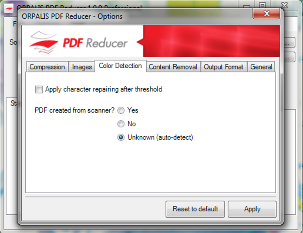 Pdf File Shrinker