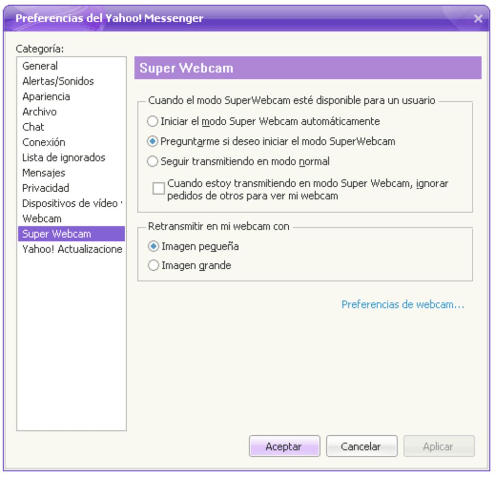 Yahoo! Messenger 11.50.8.288MySpaceIMPsiMSN MessengerEyeBall ChatWindows Live MessengerQQ Messenger