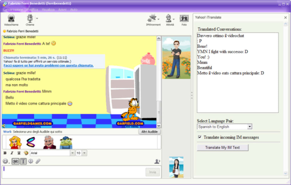 windows messenger 7 5 pagare