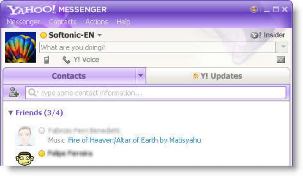 Yahoo! Messenger - Download