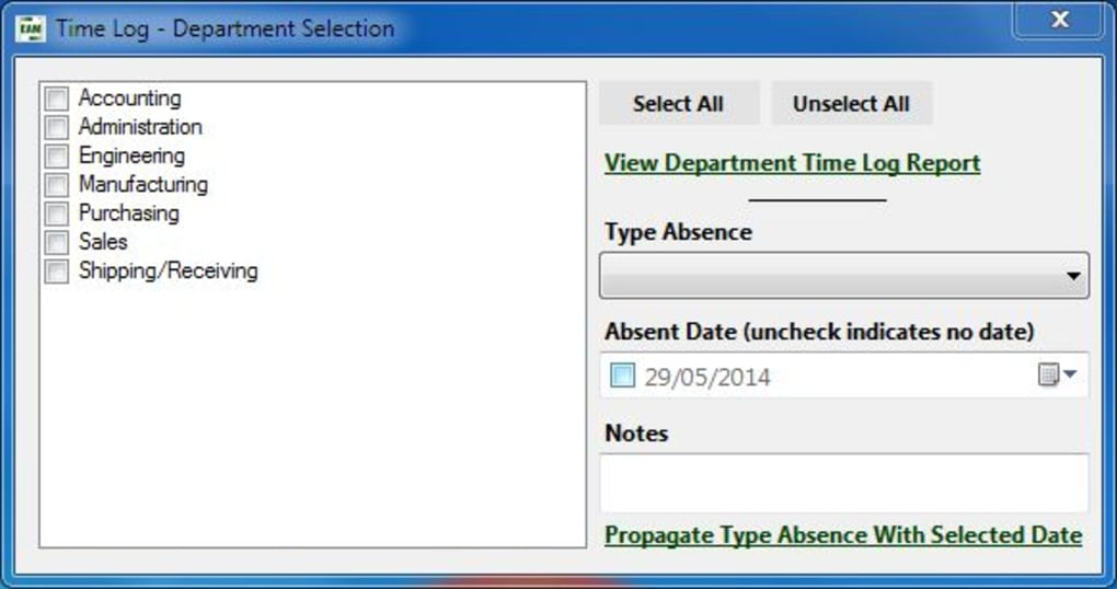 Employee Attendance Management - Download