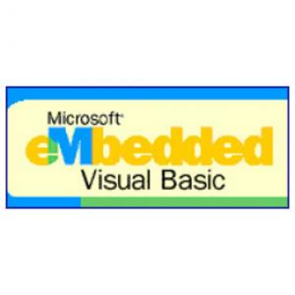 Embedded visual basic runtime for pocket pc download.