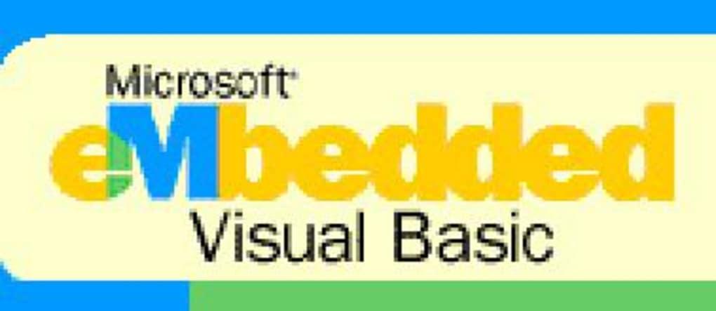 Embedded visual basic runtime para pocket pc descargar.