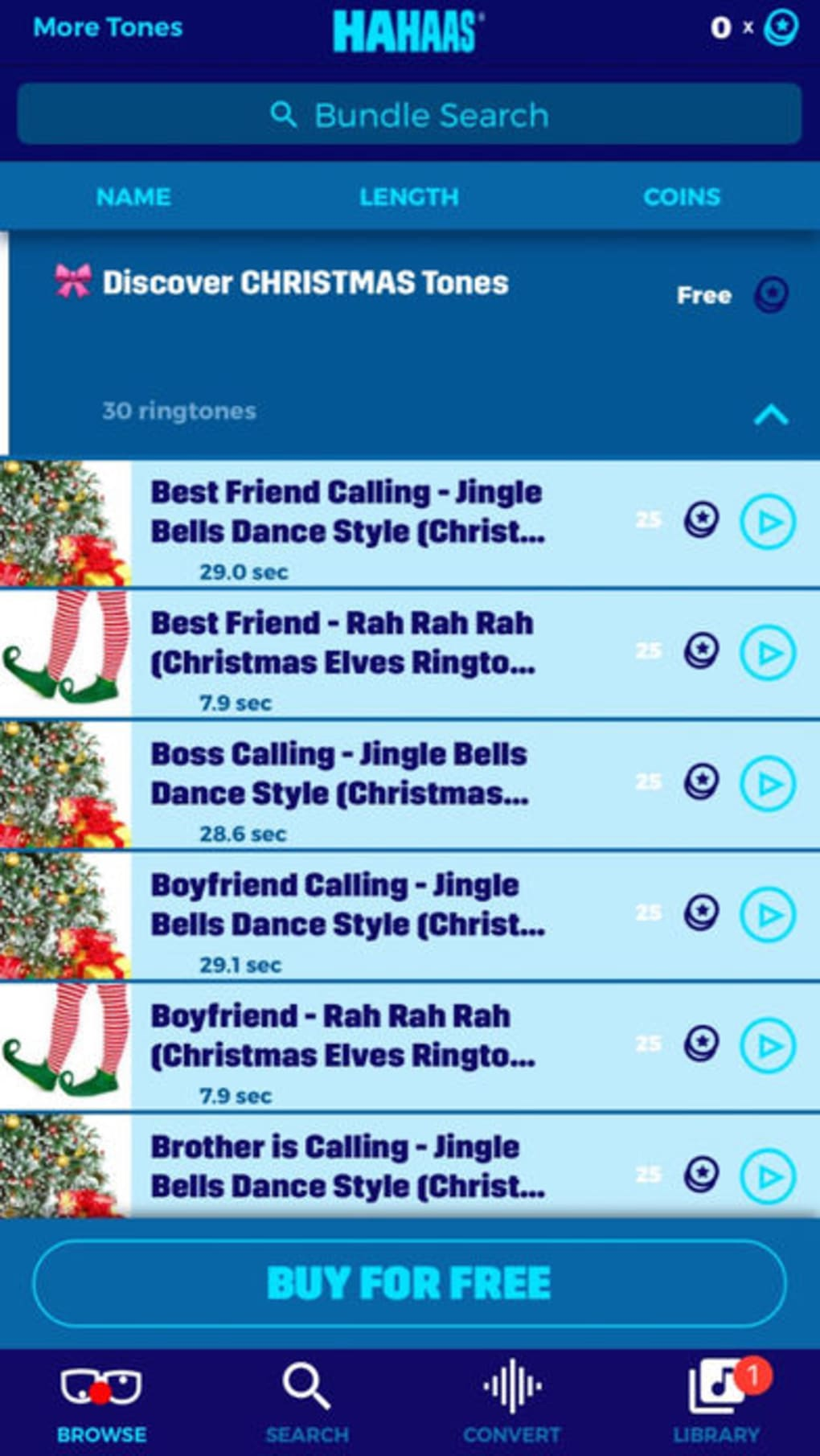 free ringtones and alerts
