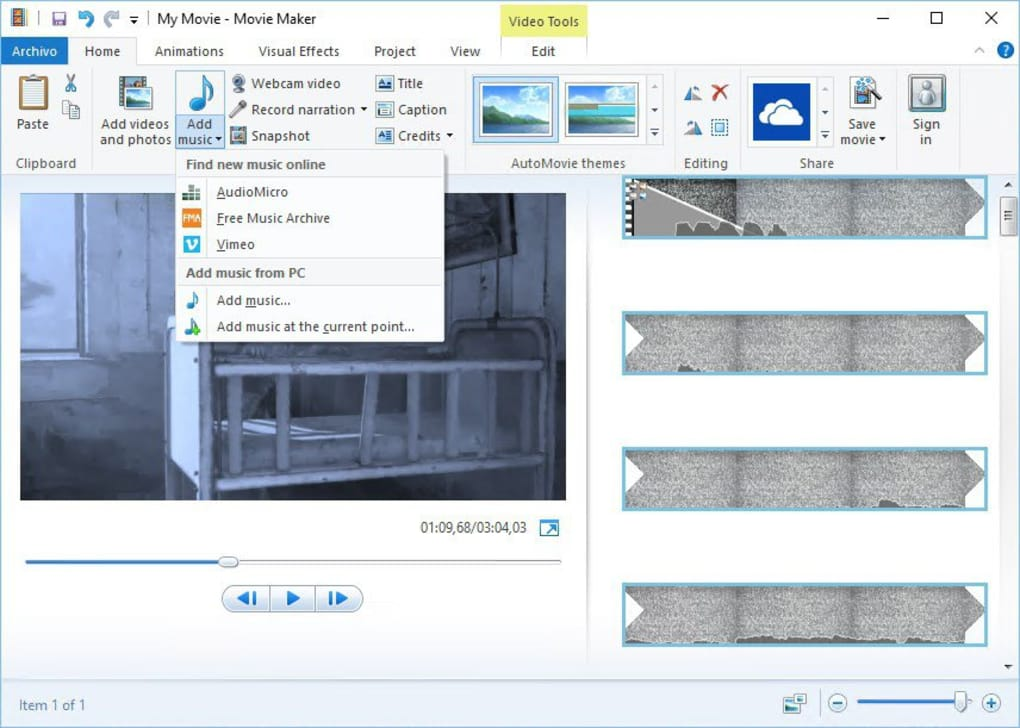 movie maker download for windows 7 ultimate free