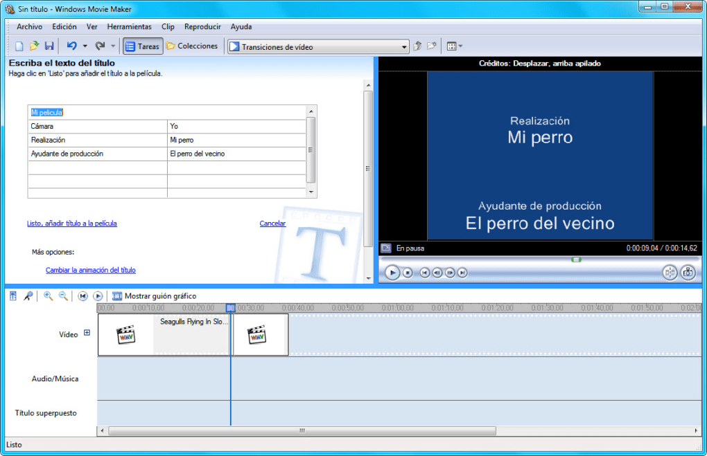 FREE Download Windows Movie Maker - Official File (UPDATED )