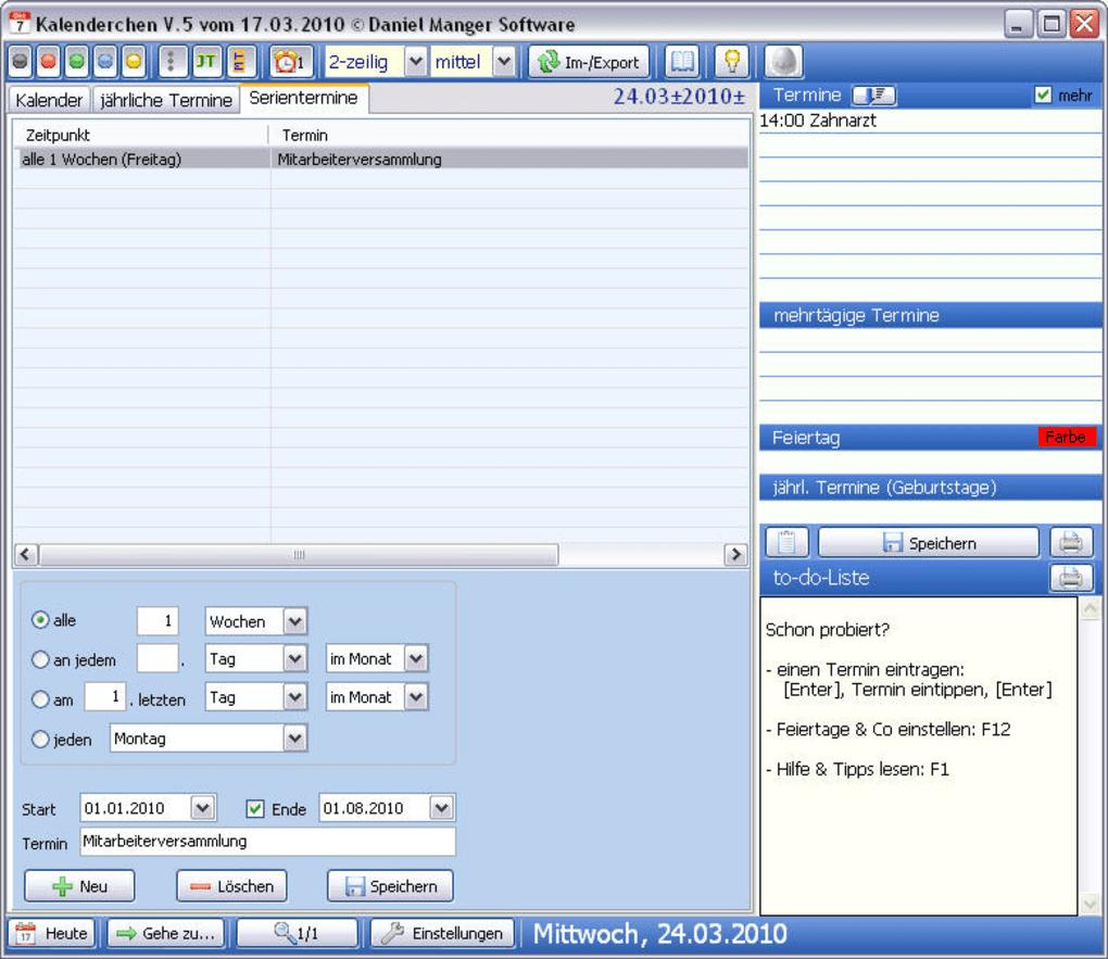 Kalenderchen download for Einfacher 3d raumplaner kostenlos
