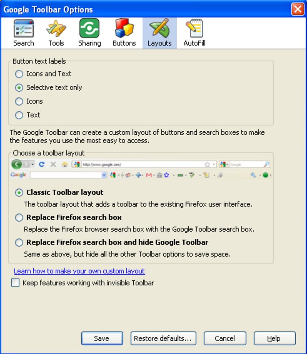 traduttore google toolbar
