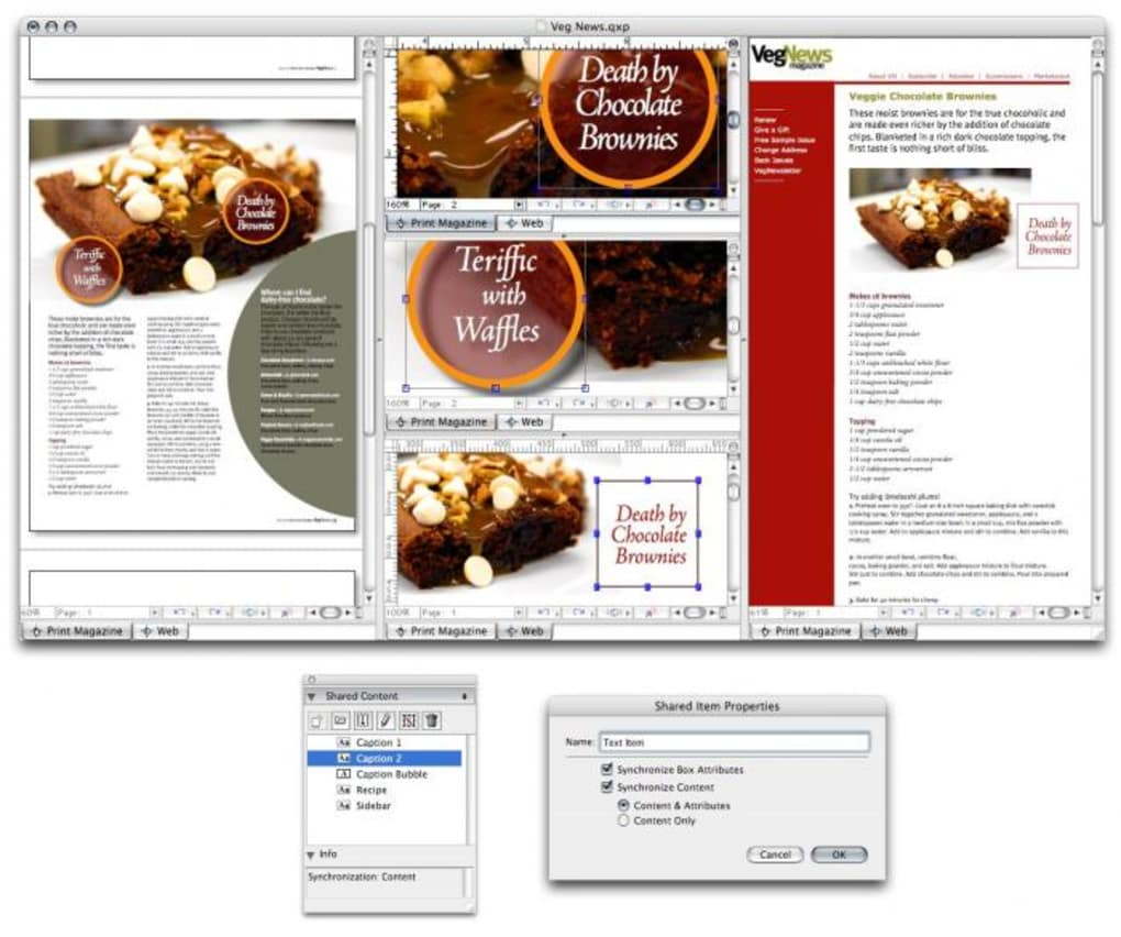 Quarkxpress 7 mac free. download full version